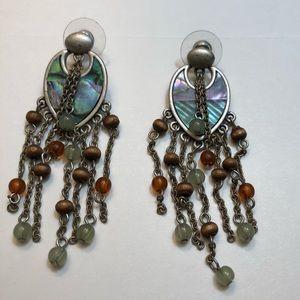 BoHo gypsy earrings